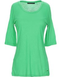 Les Copains T-shirt - Green