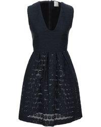 Nolita Short Dress - Blue
