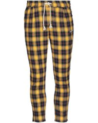 LES (ART)ISTS 3/4-length Pants - Yellow