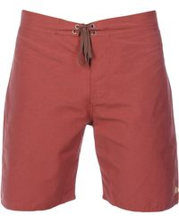 Mollusk Beach Shorts And Trousers - Multicolour