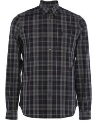 Fred Perry Camisa - Negro