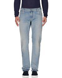 Dolce & Gabbana Denim Trousers - Blue