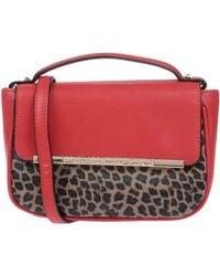 Class Roberto Cavalli Handbag - Red