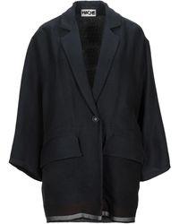 Hache Suit Jacket - Black
