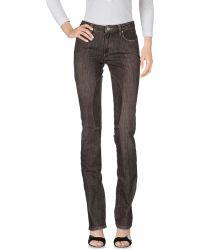 Siviglia Pantaloni jeans - Grigio