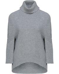 Fedeli Turtleneck - Grey