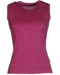 Roberta Scarpa Sweater - Red