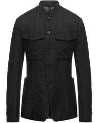 Masnada Suit Jacket - Black
