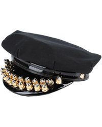 Moschino Hat - Black