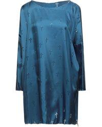 La Prestic Ouiston Blouse - Bleu