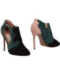 L'Autre Chose Ankle boot - Verde