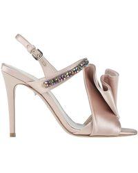 Delpozo Sandals - Multicolour