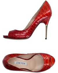 Luciano Padovan Pump - Red