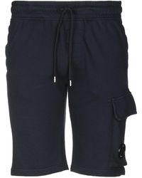 C P Company Bermuda Shorts - Blue