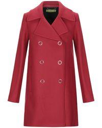 Versace Jeans Coat - Red