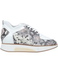 Alberto Guardiani Low-tops & Trainers - White