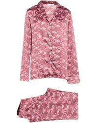 Verdissima Pyjama - Rose