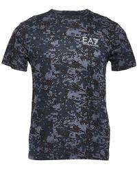 EA7 T-shirt - Gris
