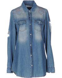 Giada Benincasa - Denim Shirt - Lyst