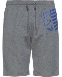 EA7 Shorts & Bermuda Shorts - Grey