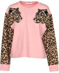 Vivetta Sweatshirt - Pink