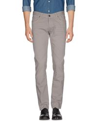 Jeckerson Casual Trousers - Grey
