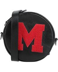MSGM Cross-body Bag - Black