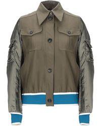 N°21 Jacket - Green