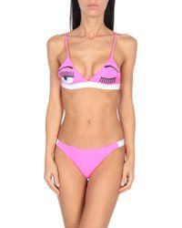 Chiara Ferragni Bikini - Rosa
