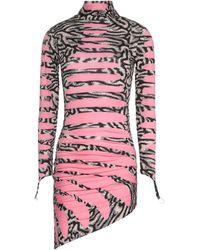 Maisie Wilen Kurzes Kleid - Pink
