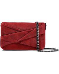 Halston Handbag - Red