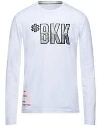 Bikkembergs T-shirt - White