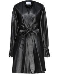 Stand Studio Robe midi - Noir