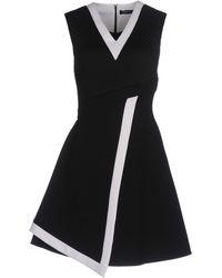 Byblos - Short Dress - Lyst