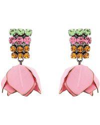 Marni Ohrring - Pink