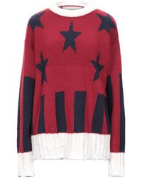Shirtaporter Sweater - Red