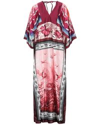 F.R.S For Restless Sleepers Kaftan - Red