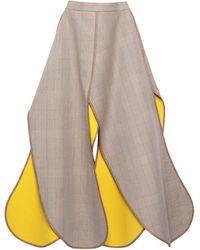 Y. Project Mini-jupe - Neutre