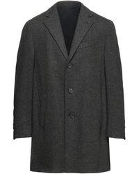 Roda Coat - Grey