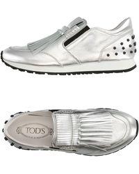 Tod's - Low Sneakers & Tennisschuhe - Lyst