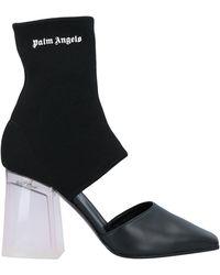 Palm Angels Botines de caña alta - Negro