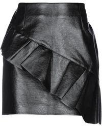 Jucca Falda corta - Negro