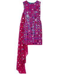 Ashish Robe courte - Violet
