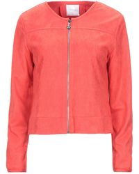 Anonyme Designers Jacket - Red