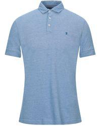 Jaggy Polo Shirt - Blue