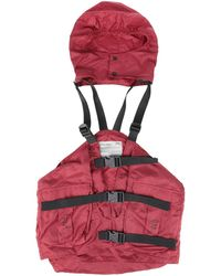 A_COLD_WALL* Rucksack - Red
