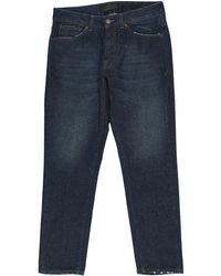 Michael Coal Denim Pants - Blue