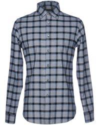 Alessandro Dell'acqua Shirt - Blue