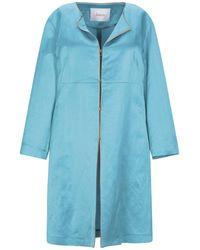 Jucca Overcoat - Blue