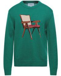CASABLANCA Sweater - Green
